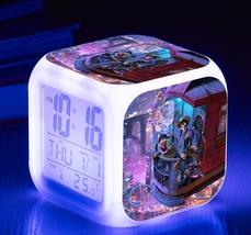 Coco Movie #06 Led Alarm Clock Figures LED Alarm Clock - $25.00