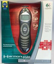 Logitech Harmony 688 Universal Remote Control - Black (966182-0403) - $146.99