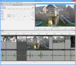 Vidiot (Professional Home Video Editor Software) FAST! 3.0 USB For Windows - $4.99+
