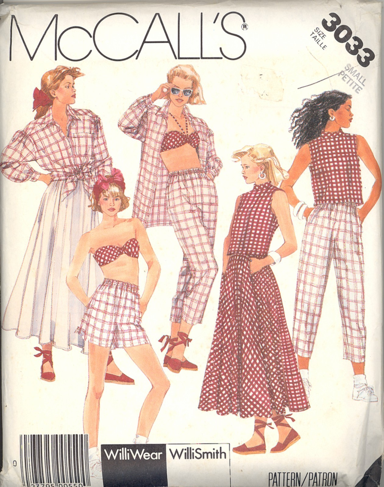 Auction 260 m 3033 brown polka dot dress s 1987 unc ff