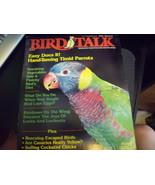Bird Talk Magazine Back Issue April 1990 - $6.00