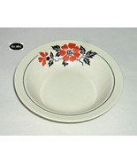 Hall Red Poppy 5 1/2 inches Bowl - $6.95