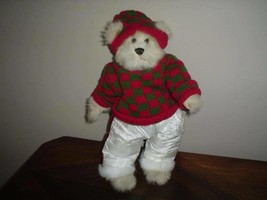 "Ganz Heritage Bear Fully Jointed "" SVEN "" Winter Outfit - $37.53"