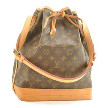 LOUIS VUITTON Monogram Noe Shoulder Bag M42224 LV Auth 10912 - $1,180.00