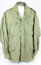 Vintage 1976 Vietnam War Us Army Usaf Military Field Parka Jacket Coat - $47.49