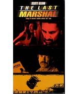 LAST MARSHAL CONSTANCE MARIE SCOTT GLEN VHS - $6.95