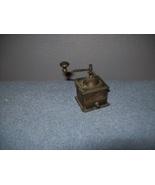 Vintage Miniature Pencil Sharpener, Antique Coffee Grinder - $5.00