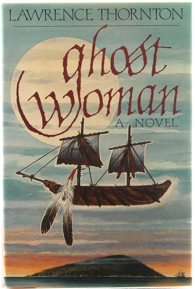 Book ghost woman