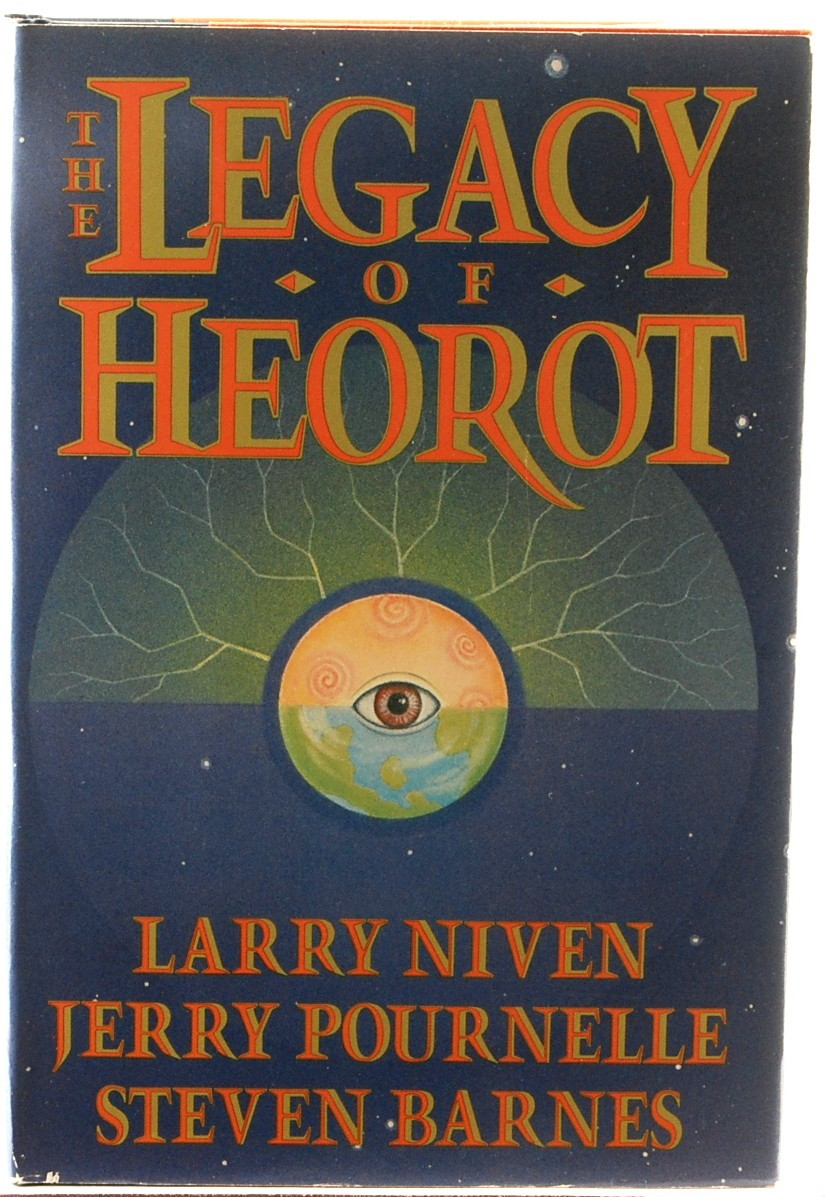 Book niven legacy of heorot