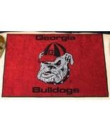 University of Georgia Bulldog Floor Mat - $34.99