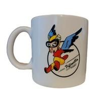 Rare Disney Fifinella Mug White Coffee Cup Mug WASPS - $25.99