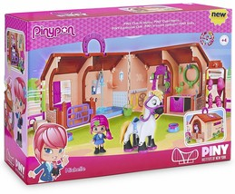 Pinypon Club Of Horse Riding Pin And Pon Includes Figure Exclusive Of Mi... - $171.71