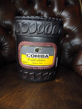 Details about  Cohiba Leather Cigar Holder pre-owned - $125.00