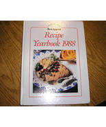 Bon Appetit Recipe Yearbook 1988 - $5.00