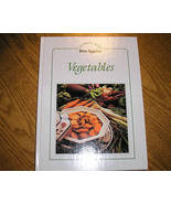 Vegetables Cookbook Cooking With Bon Appetit Series - $5.00