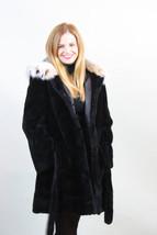 Nutria fur coat/ Fur jacket / Lynx  Hood  MEXA - $593.01