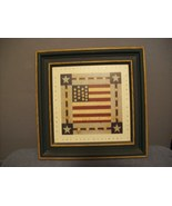 patriotic framed art - $9.99