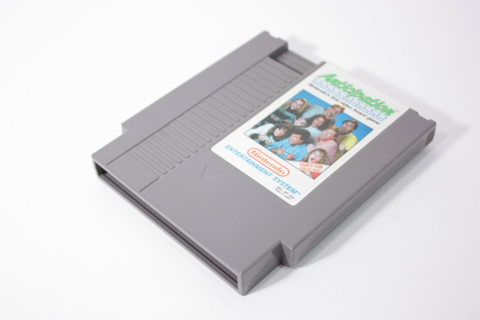 Nintendo NES Anticipation Video Board Game In Box With Manual