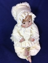 """Lee Middleton Baby Doll No. 2182 1985 22"""" - $37.32"""