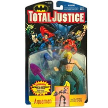 Total Justice Aquaman Brand NEW Sealed Kenner 1996 DC Comics Figure - $19.99