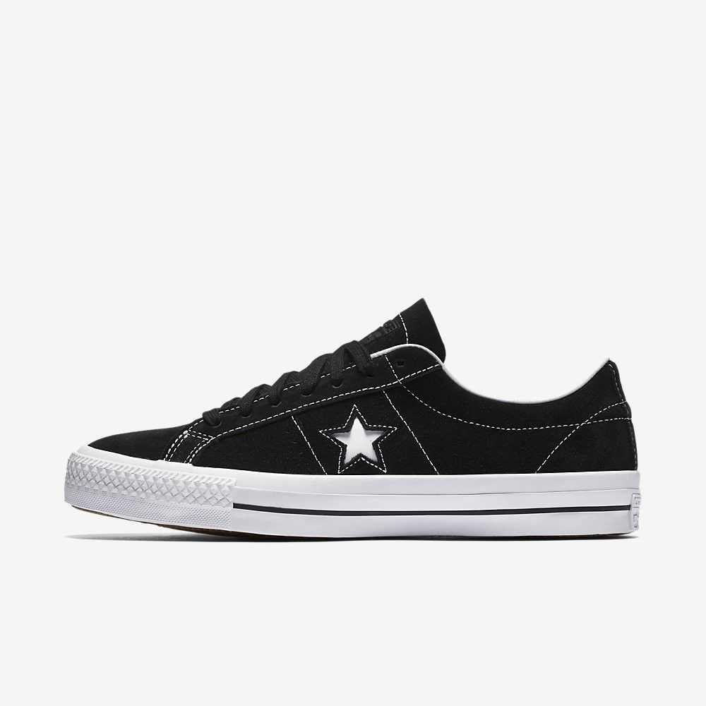 ed87960b9e8a77 57. 57. Previous. Men s Converse CONS One Star Pro Low Top Skate Shoes