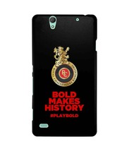 Bold makes History - Sublime Case for Sony Xperia C4 - $23.95