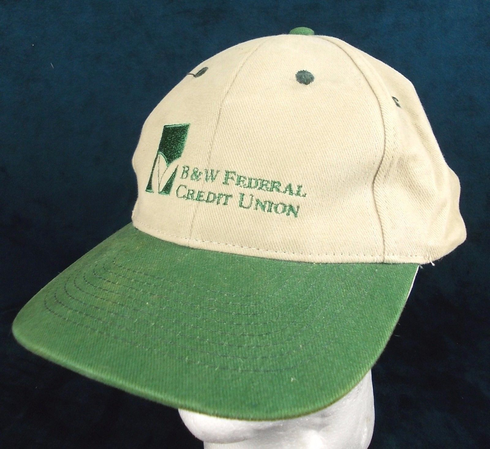 B&W Federal Credit Union Golf Hat Ajustable and 46 similar items