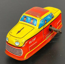 Technofix Germania Vento Up Latta Treno Motore Ge 297 Vintage 594ms Ultr... - $44.31