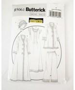 Butterick B5061 Pattern Size XS S M History Nightgown Robe Rachel Wallis... - $14.99