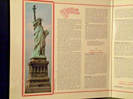 America The Beautiful RCA A Musical Salute to the Statue of Liberty AA-191765 Vi image 4