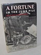 Dorothy Jenkins Antiques Fortune Junk Pile Flea Market Guide Prices Hist... - $13.85