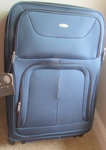 """Samsonite """"Feather Lite """" 29"""" Upright Expandable Spinner Green Solid New - $344.56"""