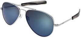 Randolph Cobalt 57mm Concorde Polarized Blue Mirror Sunglasses - $309.00+