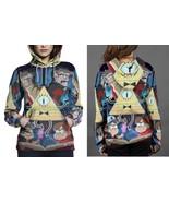 Gravity Falls Ilumination Women's Hoodie - $44.80+
