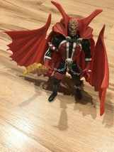 McFarlane Spawn Flying Removable Cape Action Figure 1994 Unmasked Comic ... - $18.50