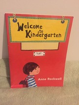 Welcome to Kindergarten book - $7.91