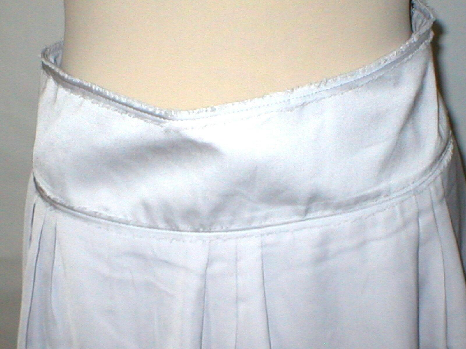 NEW Womens Gap Bubble $50 Skirt NWT 14 Mini Starlight Very light Grayish Purple image 8