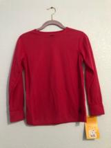 Polarmax Youth Crew Long Sleeve Shirt, Youth Medoum, Magenta, - $13.87