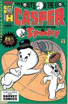 The Friendly Ghost Casper & Spooky Comic Book #2 Harvey 1988 VERY FN/NEAR MINT - $2.75