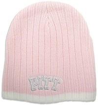 Pink Wool University of Pittsburgh Knit Cap - $11.00