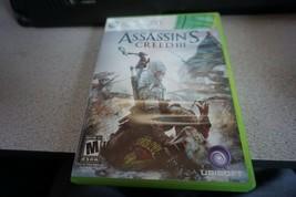 Assassin's Creed III (Microsoft Xbox 360, 2012) - $4.98