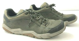 MERRELL Mens 9.5M Dusty Olive Traverso Trail Hiking Sneakers - €31,90 EUR