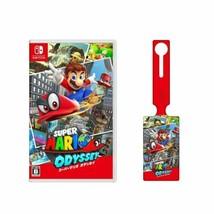 Nintendo Switch Super Mario Odyssey Luggage With Tags Worldwide - $77.28