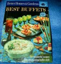 Best Buffets Better Homes & Gardens Cookbook - $4.50