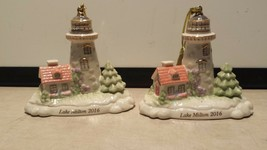 My Lighthouse Ornament by Lenox - Lake Milton 2016 - $37.89
