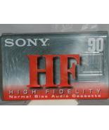 Sony HF Audio Cassette  - 90 Minute - Blank Cassette - $5.25