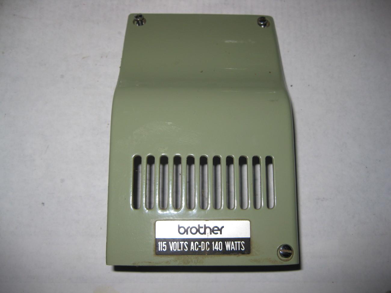 Brother Sewing Machine Motor 2 Listings Parts Diagram More Motors