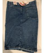 "Wrangler Men's 5 Star Premium Relaxed Denim Jean Shorts - Size 46 10"" In... - $20.35"