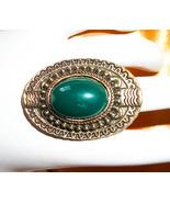 Haunted  Female Protective Shape-Shifting WereWolf Vintage Style Unisex Ring ++ - $42.29