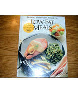 Better Homes and Gardens Low Fat Meals Cookbook - $4.50
